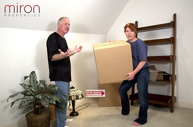 The Upside of Downsizing, Branded